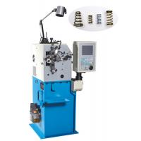Best Wire Diameter 0.1mm to 0.8mm High Precision Automatic 2 Axis CNC Spring Machine wholesale