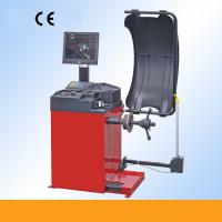 Best Advanced motorcycle wheel machine for wheel balance with width guage LCD monitor AOS644 wholesale