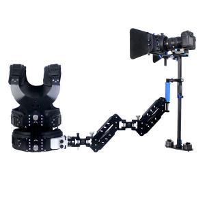 Best Camera Steadycam Stabilizer Kit Vest +Dual arm Steadicam wholesale