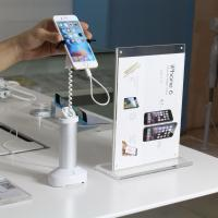 Best COMER anti-theft clip locking system handset alarm system security display stand wholesale