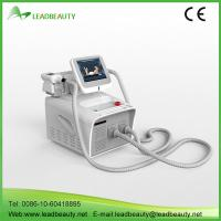 China Portable fat freezing cryolipolysis machine with 2 cryo handles on sale
