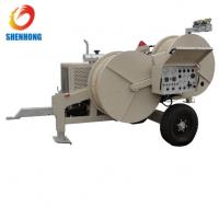 Best 40KN SA-YQZ40 Versatile Hydraulic Puller Tensioner For Overhead Line Construction wholesale