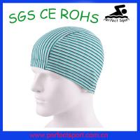 Cheap Adult Lycra Swimming Cap for sale