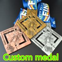 Best Customized marathon medals, custom metal medals, honorary medals, sports medals, sports club medals, city sports medals wholesale