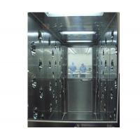 Best Customized Tunnel Three Side Blowing Clean Room Air Shower For Medical Industrial wholesale