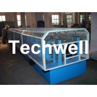 Best Quick Size Interchangeable C Z Purlin Cold Roll Forming Machine For Cee & Zee Purlins wholesale