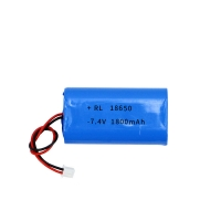 Best 7.4V 1800mAh 18650 Battery Pack For Electronic Digital Product wholesale