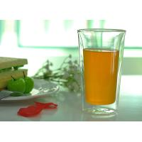 Best Tableware Double Wall Borosilicate Glass Drinking Ware Microwave Safe wholesale