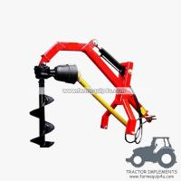 Best PHDPH - Tractor 3point Hydraulic Post Hole Borer with different sizes Augers available wholesale