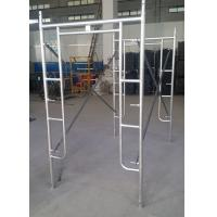 Best Mason Frame Safety Portable Scaffolding Systems Easy Assembly With Slide Lock wholesale