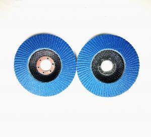 Best 5 inch Stainless Steel VSM Zirconium Oxide Flap Disc wholesale
