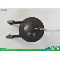 """Cheap 2"""" toilet water flapper With 9"""" Stainless Steel Chain For Toilet Valve for sale"""