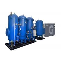 Stainless Steel Industrial PSA Oxygen Plant Air Separation For Cylinder Filling / Welding