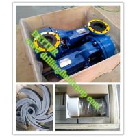 Quality BETTER Double Life 250 Centrifugal Pump and Casing Impeller Stuffing box Wear Pad hard iron casting wholesale