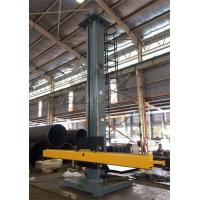 Best Automatic Column And Boom Welding Manipulator For Fit Up Pipe welding Longitudinal Seam Welding wholesale