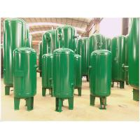 Best Industrial Compressed Air Vacuum Receiver Tank Carbon Steel Medium Pressure wholesale