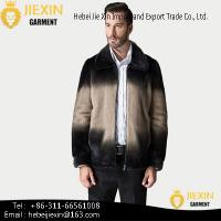 China New Style High Quality Hot Sale Winter Mens Faux Fur Coat Jacket on sale