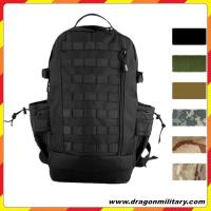 China High qualiity 600D black tactical gear black 35L medium transport pack on sale