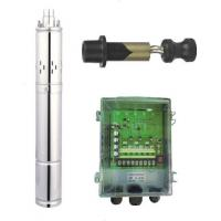 Best 24V DC Deep Well Submersible Screw Pump , Solar Powered Water Pump For Irrigation wholesale