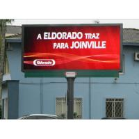 China Front Service P16 Outdoor LED Billboard For Street , 1R1G1B Outdoor LED Video Display on sale