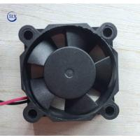 Buy cheap Mini dc 12V fan 30mm x 30mm x 10mm / DC high speed cooling axial fan from wholesalers