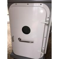 Buy cheap Quick Acting Single Handle Marine Access Doors A60 Fire Proof Weathertight Ship Door from wholesalers