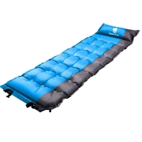 Best 75D Polyester Inflatable Sleeping Pad wholesale
