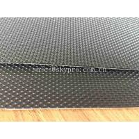 Best Industrial Diamond / Golf Pattern PVC Conveyor Belt Treadmill Conveyor Belt Antistatic wholesale