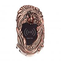 Best Plated Antique Copper Electronic Cabinet Lock Card / Key Open For Swimming Park wholesale