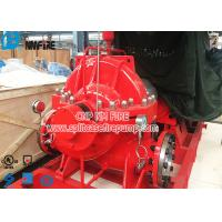 Best UL Listed FM Approved NFPA 20 Standard Split Case Fire Pump With Electric Motor Driver wholesale