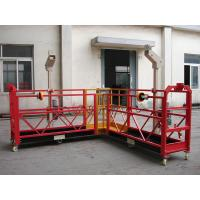 Quality 90 Degree Steel Suspended Access Platform Construction Elevator wholesale