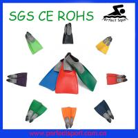 Best Rubber swim fins wholesale