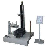 Best Electric Luggage Testing Equipment , Electromagnetic Control Drop Hammer Impact Tester wholesale