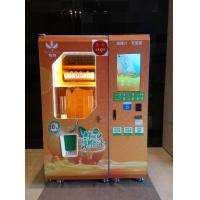 Quality 100% Freshly Squeezed Orange Juice from a Vending Machine wholesale