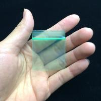 Best Self - Styled Zip Lock Pocket Resealable Small Clear Jewelry Bags wholesale