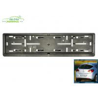 Best Durable Car Exterior Accessories customized license plate frames wholesale