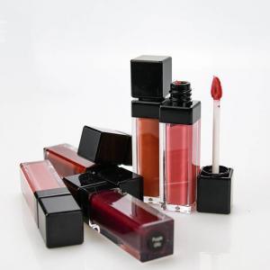 Best OEM Luxury MSDS Herbal Custom Tubes Matte Lip Gloss wholesale