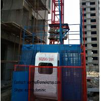 Best 2t load construction hoist SC200 lifter for building wholesale