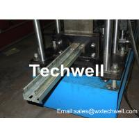 Best Galvanized Coil or Carbon Steel Upright Rack Roll Forming Machine for 1.5-2.0MM Thickness Rack Upright wholesale