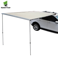 Best 420D Oxford Cloth Car Awning Tent 1.5*2m For 4x4 Accessories Sector wholesale