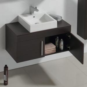 Best sanitary ware square vanity basin wholesale