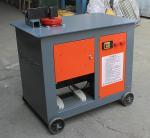 Quality Carbon Steel Rebar Processing Machine , Manual Flat Bar Rebar Bender Machine wholesale