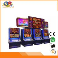 China Classic Casino Arcade Coin Op Stand Up Video Games Slot Machines For Sale on sale