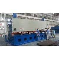 Best Steel Hydraulic Guillotine Shears Sheet Metal 3 Times/Min Cutter wholesale