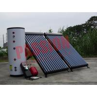 Best Industrial Solar Water Heater Copper Coil , Home Solar Water Heating Systems wholesale
