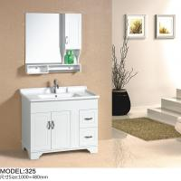 Details Of Floor Mounted Traditional Bathroom Vanities