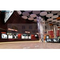 Best Popular Large 3D Cinema System Hall, With IMAX Screen and Flat Screen wholesale