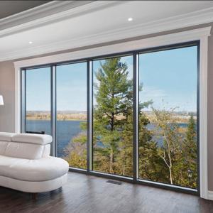Best Fabricated aluminium Glass fixed Awning Windows and doors wholesale