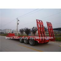 Quality 3 Axle Low Bed Semi Trailer wholesale