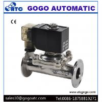 Quality Large Flow High Frequency Solenoid Valve With Stainless Steel 316 / Plastic Material wholesale